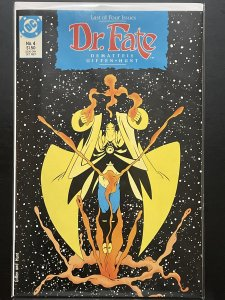 Doctor Fate #4 (1987)