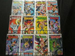 HAWKMAN 1-17,Special  The complete 2nd series!