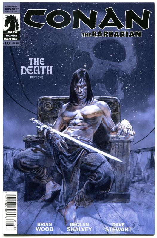 CONAN the BARBARIAN #10, VF/NM, Belit, Queen of, 2012, more Conan in store
