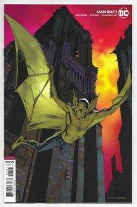 Man-Bat #1 Nowlan Variant (DC, 2021) NM