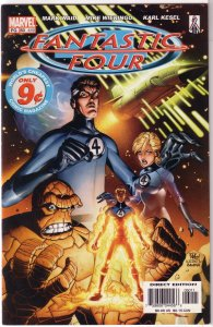 Fantastic Four (vol. 3, 1998) #60/489 FN Waid/Wieringo