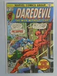 Daredevil #126 4.0 VG (1975 1st Series)