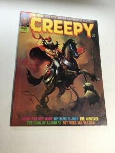 Creepy 71 Vf/Nm Very Fine/Near Mint 9.0 Magazine