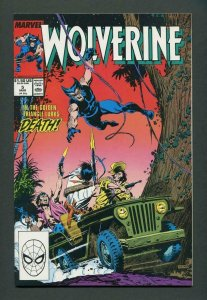 WOLVERINE #5, NM, John Buscema, 1988 1989,  X-men, Marvel, more in store