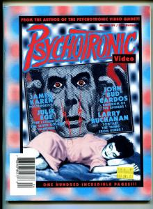 Psychotronic Video #24-1997-bizarre horror-exploitation-fanzine=VG+