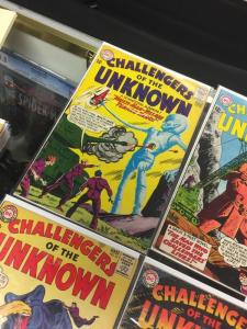 Challengers Of The Unknown 30 31 32 33 34 35 36 37 38 39 2.0–4.0 Goody\Very Good
