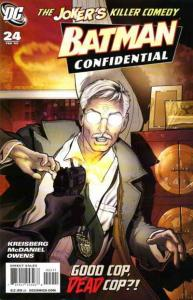 Batman Confidential #24, NM + (Stock photo)