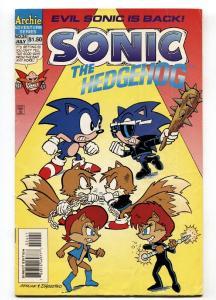 SONIC THE HEDGEHOG #24 1995--Archie Comics-Sega
