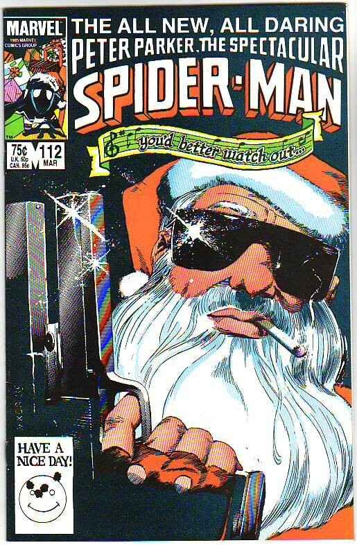 Spider-Man, Peter Parker Spectacular #112 (Mar-86) NM/NM- High-Grade Spider-Man