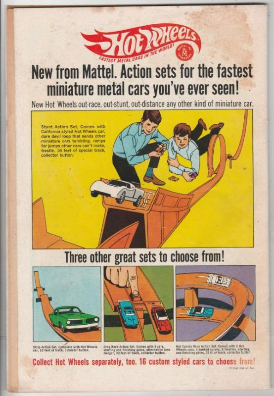 Teen Titans, The #17 (Oct-68) VG/FN Mid-Grade Kid Flash, Robin, Wonder Girl, ...