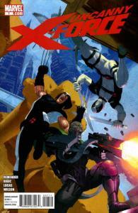 Uncanny X-Force #7 VF; Marvel   save on shipping - details inside