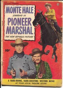 Fawcett Movie Comics-1950-Fawcett-Pioneer Marshall-Monte Hale-G