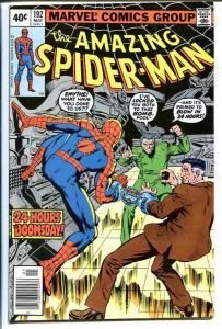 AMAZING SPIDER-MAN #192-vf/nm-Bronze Age-High Grade VF/NM