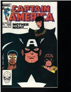 Captain America #290 (Marvel, 1984)