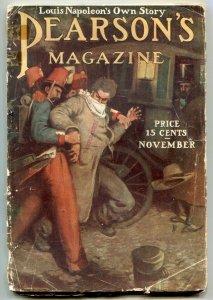 Pearson's Magazine November 1907- Spiritualists G-