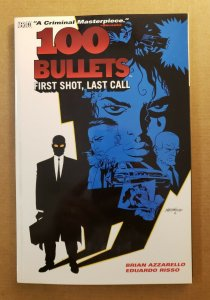 100 BULLETS FIRST SHOT, LAST CALL TPB GRAPHIC NOVEL VERTIGO NM
