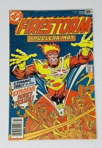 FIRESTORM, THE NUCLEAR MAN #1 (1978)
