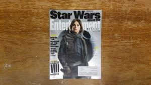 Entertainment Weekly Magazine December 2016 Star Wars Rogue One BW1
