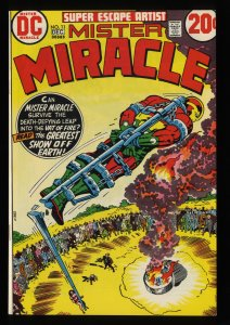 Mister Miracle #11 NM 9.4 DC Comics
