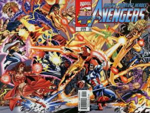 Avengers (Vol. 3) #12 VG; Marvel   low grade comic - save on shipping - details