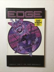 Edge 5 Tpb Softcover Sc Near Mint- Nm- 9.2 Crossgen