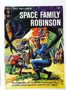 Space Family Robinson #11, VF- (Actual scan)