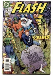 Flash #217-2005-First appearance of RAINBOW RAIDERS - Comic Book