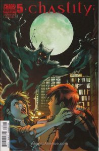 Chastity (2nd Series) #5A VF; Dynamite | save on shipping - details inside