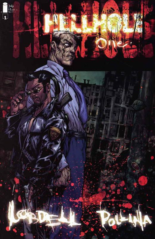 Hellhole #1 VF/NM; Image | save on shipping - details inside