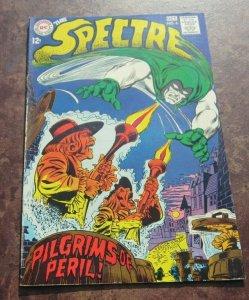 Spectre #6 FN 1968 DC Silver Age Comic Book Pilgrims of Peril