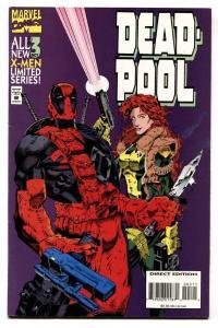 Deadpool #3 1994 high Grade movie comic book VF-