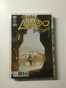 Star Wars: Lando: Double Or Nothing #2 (2018) HPA