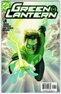 Green Lantern #1 (VF/NM) ID#SBX2