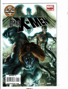 11 Comics Dark X-Men # 1 2 3 4 5 Cloak & Dagger 1 Phoenix Endsong 1 2 3 4 5 CJ18