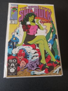 The Sensational She-Hulk #26 (1991)
