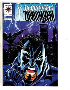 Shadowman # 11 NM 1st Print Valiant Comic Book SS10