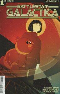Battlestar Galactica (Classic, Vol. 3) #1C VF/NM; Dynamite | save on shipping -