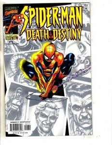 6 Marvel Comics Spider-Man 1 + Peter Parker 7 8 20 + Spider-Man 17 + Wizard J277