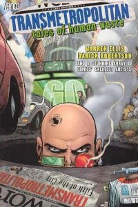Transmetropolitan Trade Paperback #0, NM (Stock photo)