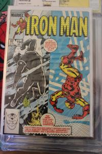 Iron Man 194  NM+