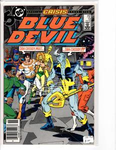 Blue Devil (1984) 18 Very Fine+ (8.5)
