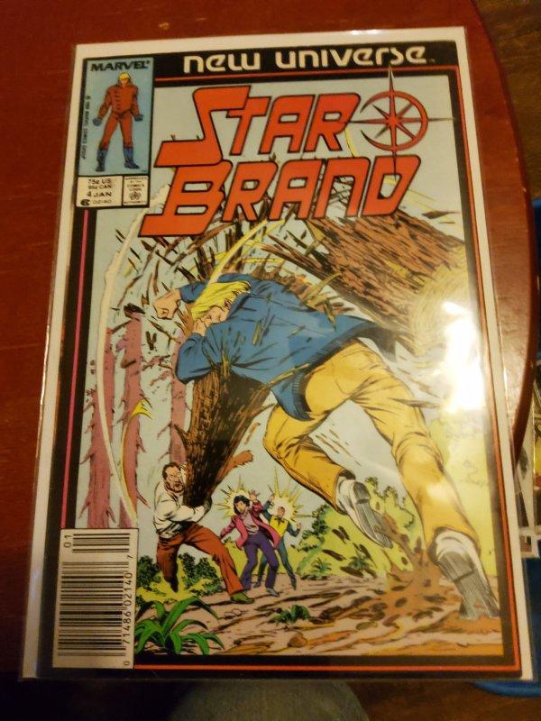 Star Brand #4 (1987)