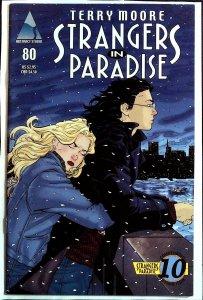 Strangers in Paradise #80 (2006)