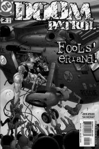Doom Patrol (2001 series) #2, NM + (Stock photo)