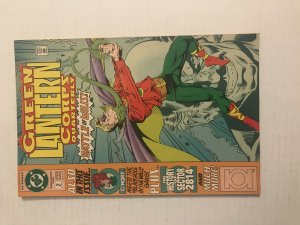 Green Lantern Corps Quarterly #2- 6