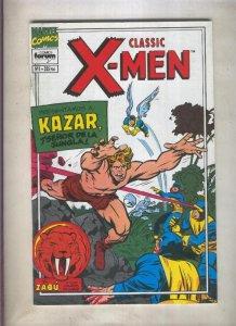 Classic X Men volumen 2 numero 05: Aparecen los Vengadores (numerado 2 en tra...