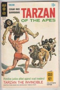 Tarzan #182 (Feb-69) VF/NM High-Grade Tarzan