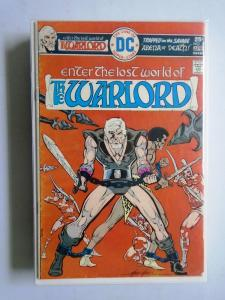 Warlord Lot From:#2-80 Missing#39,44,48, 70 Different Avg 7.0+ 6.0-8.0 (1976-84)