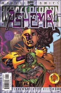 Marvel HEROES REBORN: ASHEMA #1 VF