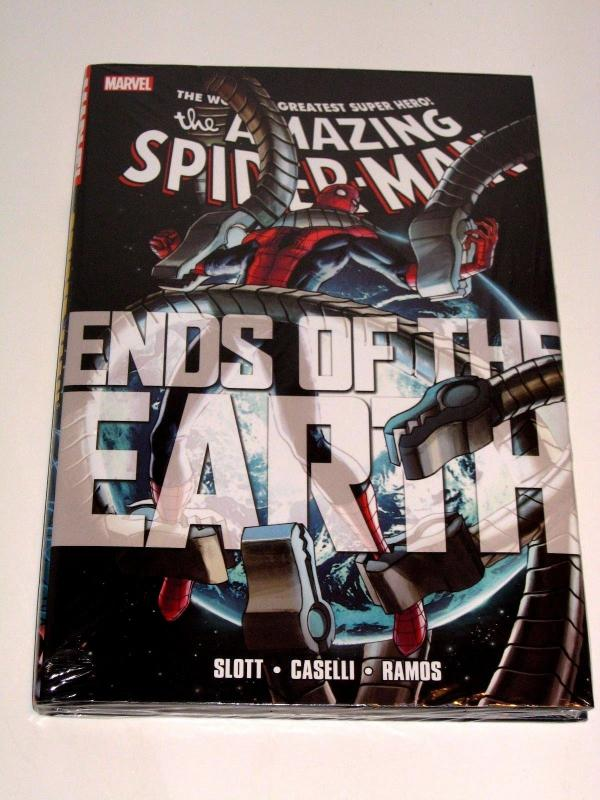Spider-Man Ends of the Earth - Marvel H/C